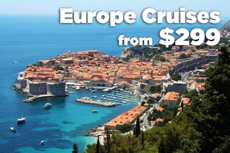 Europe Cruises - CruiseDirect