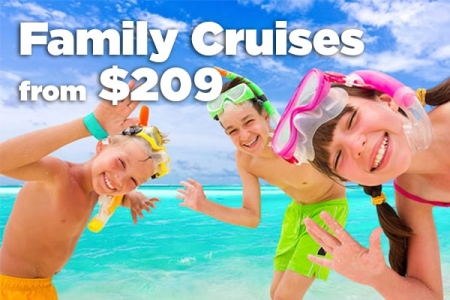CruiseDirect - Family Cruises