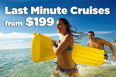 CruiseDirect - Last Minute Cruises
