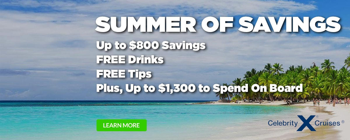 Celebrity Summer of Savings