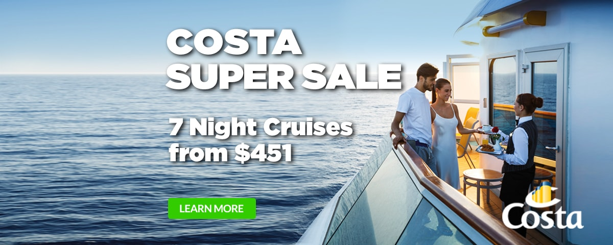 The Best Site to Book a Cruise Online | Find a Cruise