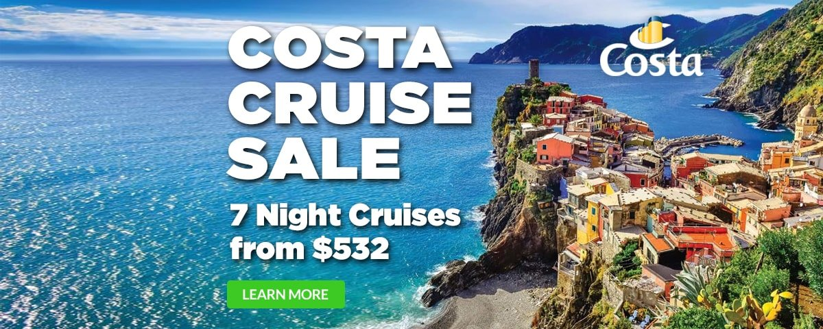 Costa Cruise Sale