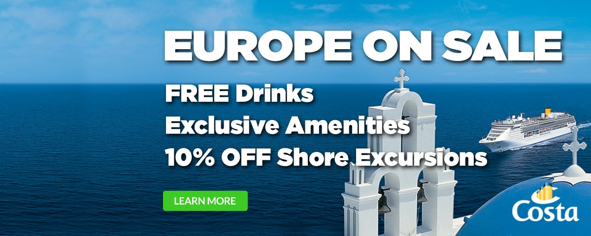 Costa - Europe on Sale