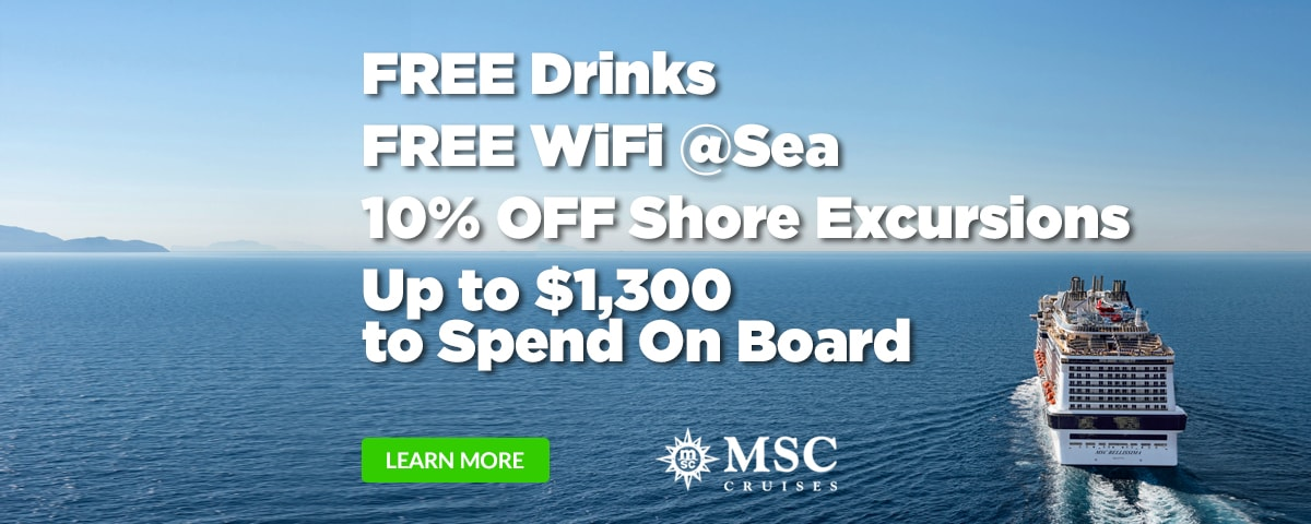 MSC Labor Day Sale