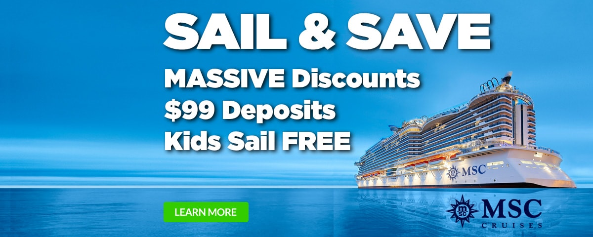 MSC Sail & Save