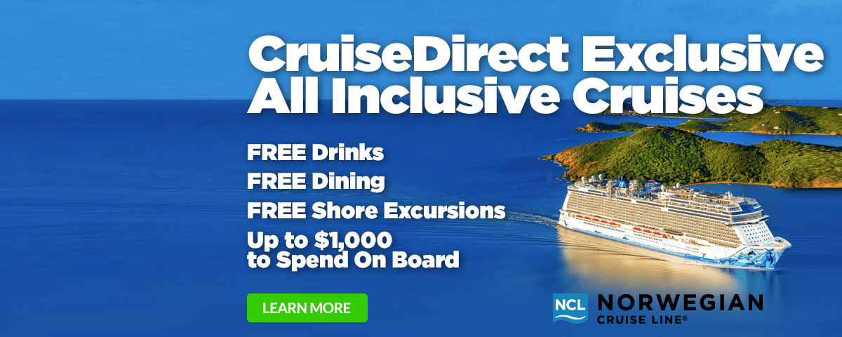 Norwegian Cruise Line - CruiseDirect Exclusive