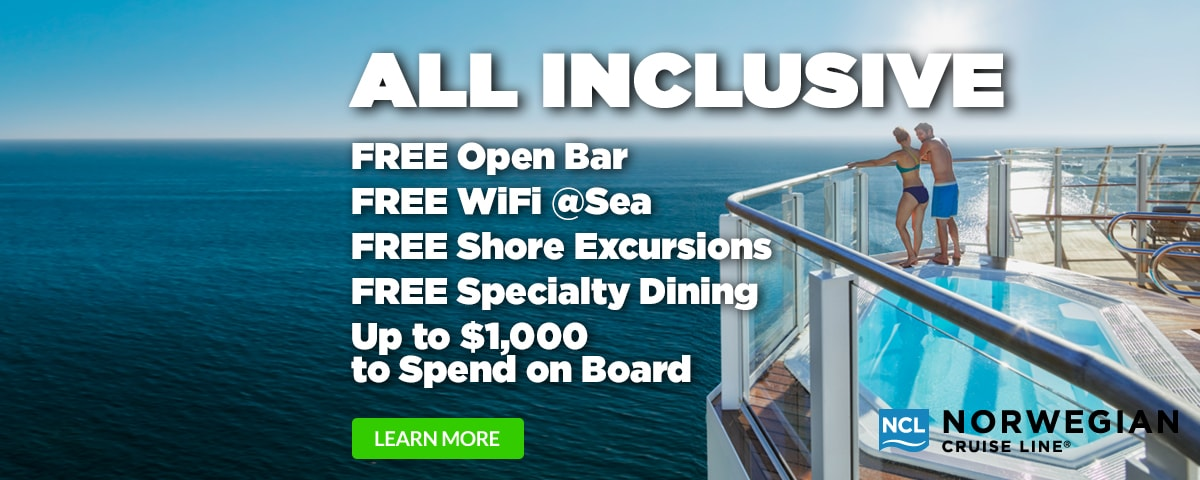 Norwegian Cruise Line - All Inclusive