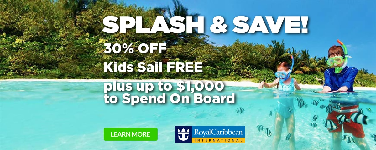 Royal Caribbean Splash & Save