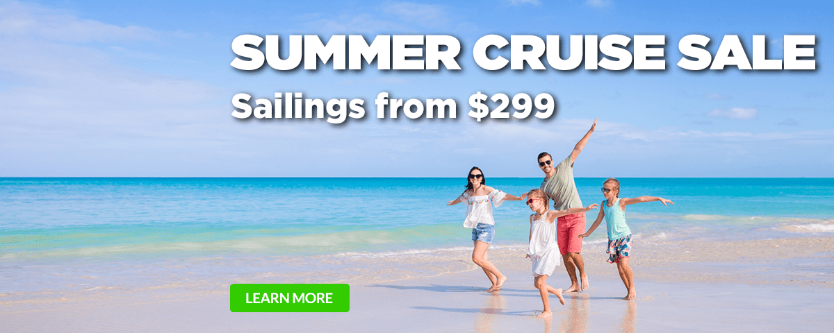 Summer Cruise Sale