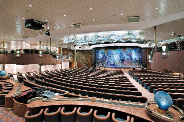Vision Of The Seas Cruise Ship Deals From Cruisedirect Com