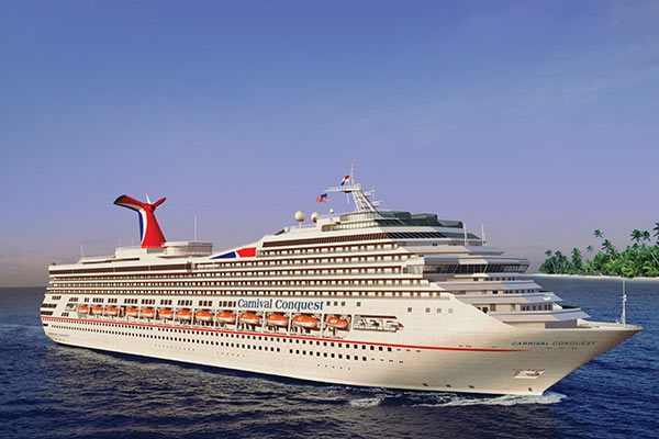 Carnival Conquest Cruise Ship Deals From Cruisedirect Com