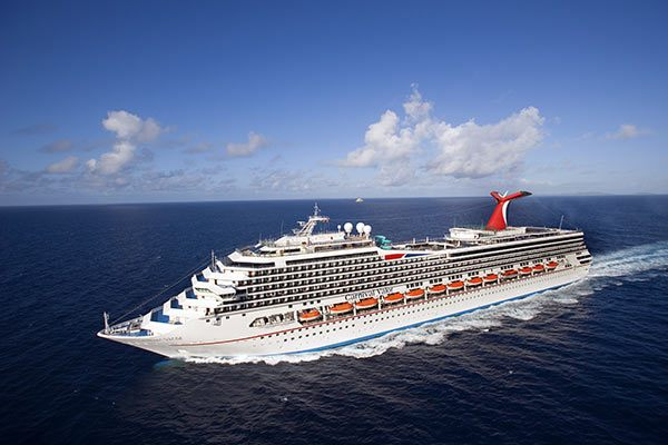 Carnival Valor Cruise Ship Deals From Cruisedirect Com