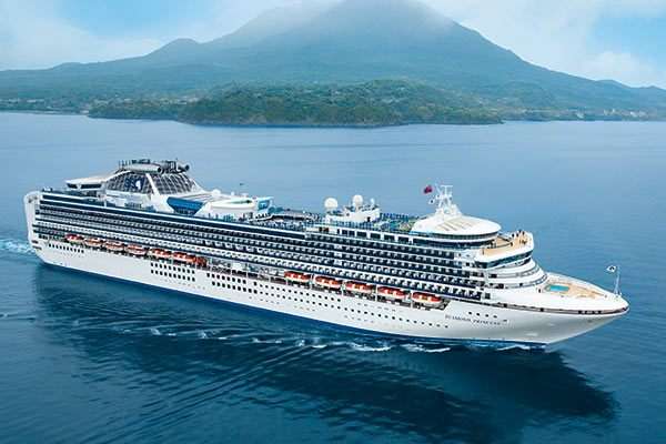 Diamond Princess Cruise Ship Deals From Cruisedirect Com