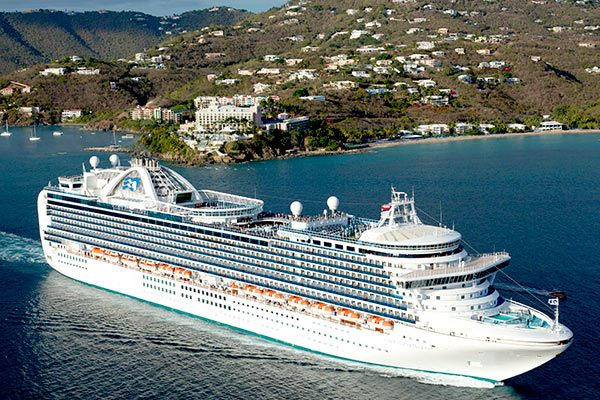 Emerald Princess Cruise Ship Deals From Cruisedirect Com