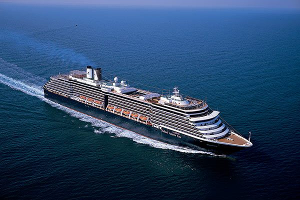 Ms Oosterdam Cruise Ship Deals From Cruisedirect Com