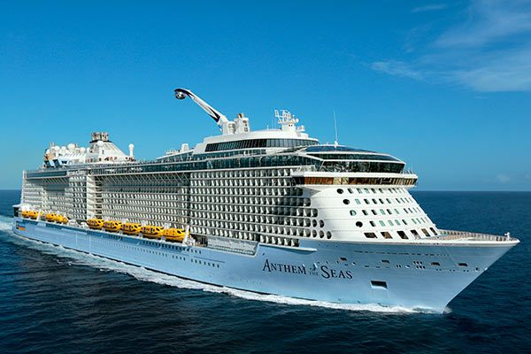 Anthem Of The Seas Cruise Ship Deals From Cruisedirect Com