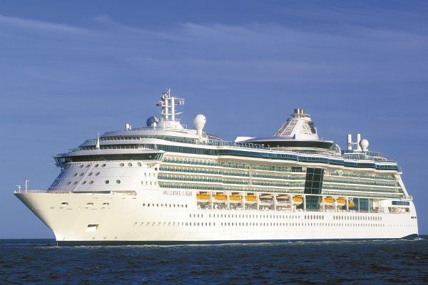 Brilliance Of The Seas Cruise Ship Deals From Cruisedirect Com