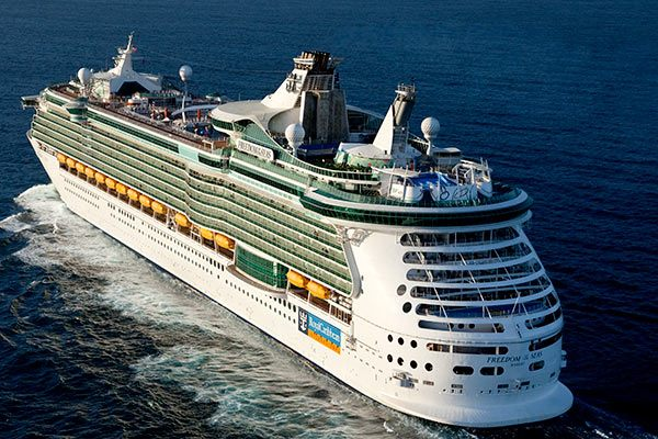 Freedom Of The Seas Cruise Ship Deals From Cruisedirect Com