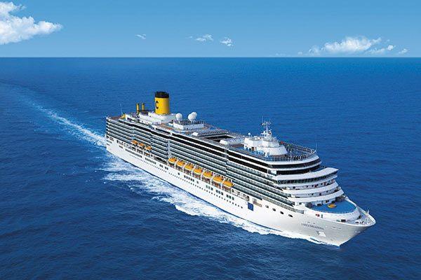 Costa Deliziosa Cruise Ship Deals From Cruisedirect Com
