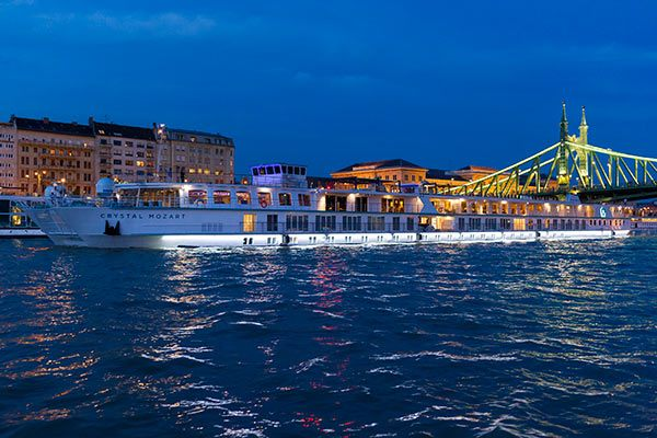 Crystal Mozart Cruise Ship Deals From Cruisedirect Com