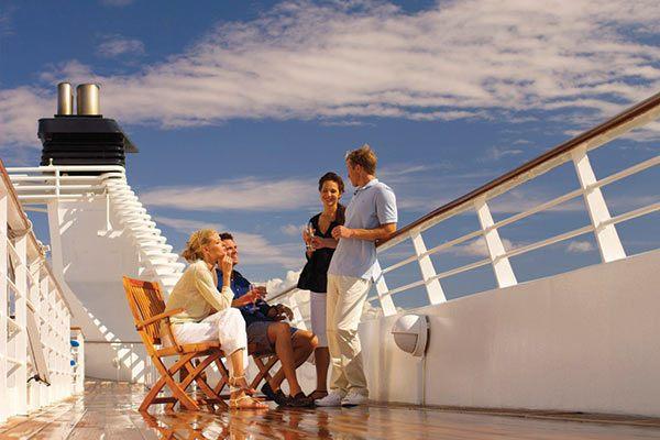 Seabourn Cruise Line Deals On Seabourn Cruises Cruisedirect